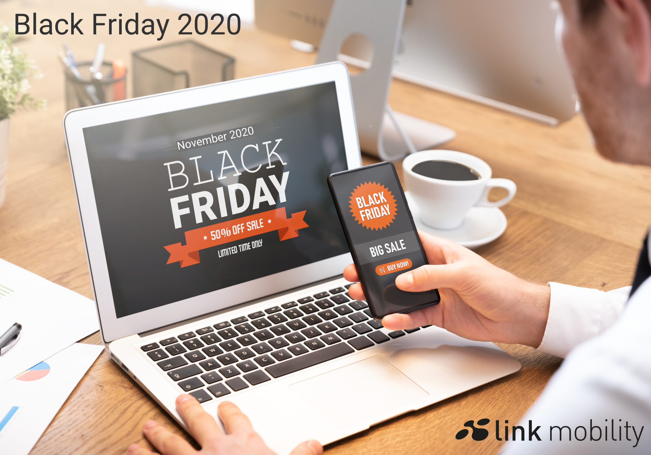 Black Friday 2020 - LINK Mobility