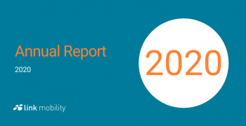 LINK Mobility årsrapport 2020